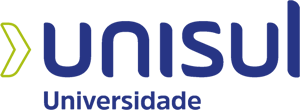 novo logotipo Unisul Universidade - cor azul