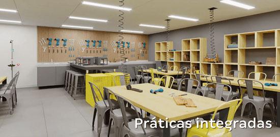 imagem do campus Florianópolis Continente