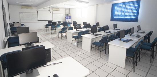 imagem do campus Balneário Camboriú